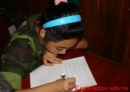 """Dựa theo bài tập đọc """"Thư gửi bà"""", em viết một bức thư cho người thân  ( Bài 2)"""