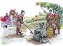 """Bài 1 - Nghe và kể lại câu chuyện """"Chàng trai làng Phù Ủng"""""""