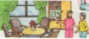 HOA'S FAMILY - Gia đình cuả Hoa trang 33 sgk Tiếng Anhh 7