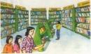 LIBRARY - Thư viện - trang 47 sgk Tiếng Anh 7