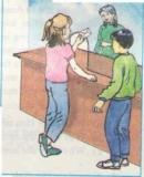 AT THE POST OFFICE - Ở BƯU ĐIỆN - trang 83 sgk Tiếng Anh 7