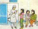 A CHECK-UP - Khám tổng quát - trang 107 sgk Tiếng Anh 7