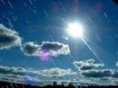 Chính tả Mưa bóng mây