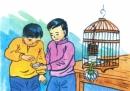 Soạn bài Chim sơn ca và bông cúc trắng trang 23 SGK Tiếng Việt 2 tập 2