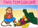 Chính tả Quả tim khỉ trang 53 SGK Tiếng Việt 2 tập 2