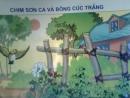 Chính tả Chim sơn ca và bông cúc trắng trang 25 SGK Tiếng Việt 2 tập 2