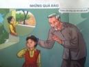 Soạn bài Những quả đào trang 91 SGK Tiếng Việt 2 tập 2