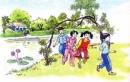 Soạn bài Chiếc rễ đa tròn trang 107 SGK Tiếng Việt 2 tập 2