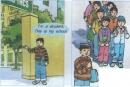 C. My school - trang 26 SGK tiếng Anh 6