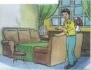 A.My house trang 30 sgk tiếng anh 6