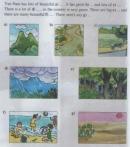 C. NATURAL FEATURES (Nét đặc trưng thiên nhiên) trang 162 tiếng anh 6