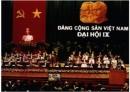 Đại hội đại biểu toàn quốc lần thứ IX của Đảng (tháng 4-2001) phát huy sức mạnh toàn dân tộc, tiếp tục đổi mới, đẩy mạnh công nghiệp hoá, hiện đại hoá,xây dựng và bảo vệ Tổ quốc?