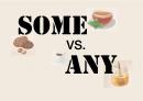Cách dùng some, any, và one (tính từ và đại từ)
