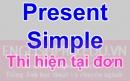 Các hình thức thì hiện tại đơn giản