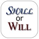 Cách dùng will và shall ở ngôi thứ nhất