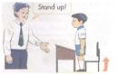 Lesson 1 - Unit 6 trang 40,41 SGK Tiếng Anh lớp 3