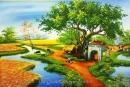 Hãy tả cây đa cổ thụ - một cảnh đẹp của chốn quê hương