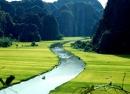 Tả dòng sông của tuổi thơ