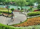 Em hãy tả cảnh một công viên mà em đã có lần đến thăm