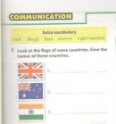 Communication trang 11 Unit 7 Tiếng Anh 7 mới tập 2