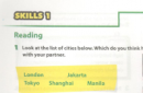 Skills 1 trang 64 Unit 12 Tiếng Anh 7 mới