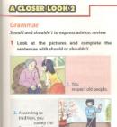 A Closer Look 2 trang 41 Unit 4 Tiếng Anh 8 mới