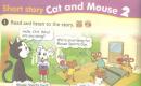 Short story Cat and Mouse 2 trang 72 SGK Tiếng Anh 5 Mới