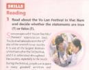 Review 2 - Skills trang 69 SGK Tiếng Anh 8 mới