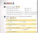 Lesson 3 Unit 12 trang 16,17 SGK Tiếng Anh lớp 5 mới