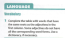 Language trang 32 Unit 3 SGK Tiếng Anh 11 mới