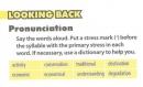 Looking Back - trang 56 Unit 10 SGK Tiếng Anh 10 mới
