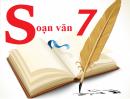 Ôn tập phần tiếng việt trang 183 SGK Ngữ văn 7