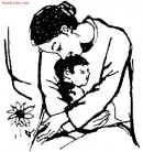 Soạn bài Trong lòng mẹ (trích Những ngày thơ ấu) trang 15 SGK