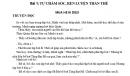 Trả lời gợi ý Bài 1 trang 4 SGK GDCD lớp 6
