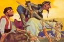 Soạn bài Đánh nhau với cối xay gió (trích Đôn Ki-hô-tê) trang 75 SGK ngữ văn 8