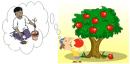 """Tục ngữ có câu """"Ăn quả nhớ kẻ trồng cây"""". Em hiểu thế nào về câu tục ngữ trên?"""