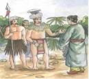 Em hãy xác định trên lược đồ hình 1 những khu vực mà người Lạc Việt đã từng sinh sống