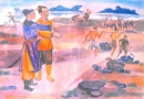 Bài 1 trang 40 SGK Lịch sử 4