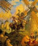 Em hãy giới thiệu về hoàn cảnh ra đời của tiểu thuyết Đôn Ki-hô- tê (Xéc-van-téc). Từ đó cho biết ý nghĩa của tác phẩm.