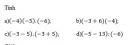 Bài 116 trang 99 sgk toán 6 tập 1