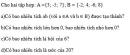 Bài 120 trang 100 sgk toán 6 tập 1