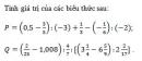 Bài 99 trang 49 sgk toán 7 tập 1
