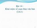 Câu 4 trang 98 SGK Tin học 10