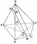 Bài 3 trang 63 sách giáo khoa hình học lớp 11