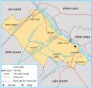 Quan sát hình 1, em hãy cho biết : Chỉ vị trí của Thành phố Cần Thơ trên lược đồ và cho biết thành phố tiếp giáp những tỉnh nào ?