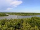 Quan sát hình 2 : Tìm và kể tên một số sông lớn, kênh rạch của đồng bằng Nam Bộ.