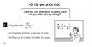 Bài 13 trang 40 sgk toán 8 tập 1