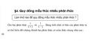 Bài 20 trang 43 sgk toán 8 tập 1