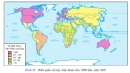Câu hỏi lý thuyết 3 - SGK Trang 152 Địa lí 10-