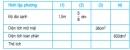 Hình lập phương Bài 1 trang 122 sgk toán 5